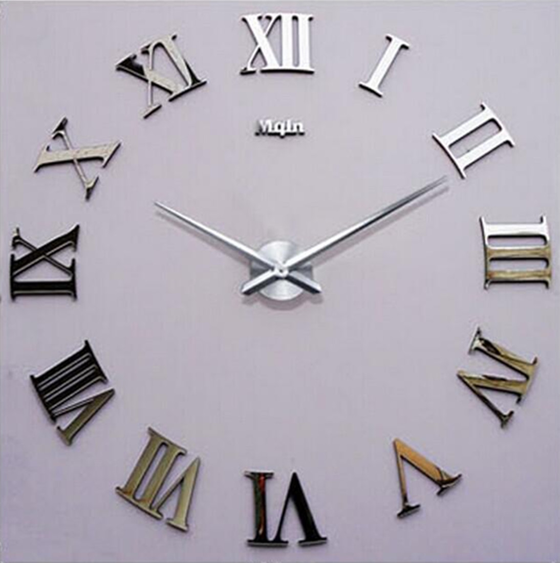 stickers muraux horloge geante gallery of with stickers. Black Bedroom Furniture Sets. Home Design Ideas