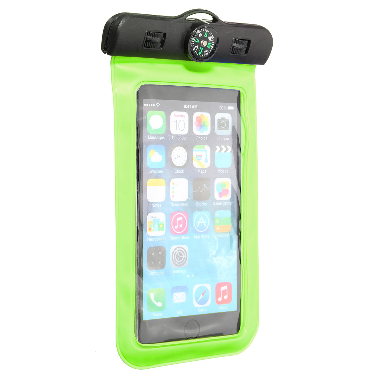 Universal Waterproof Dive Dry Bag Cover Case Pouch For 5.7' Mobile Phone