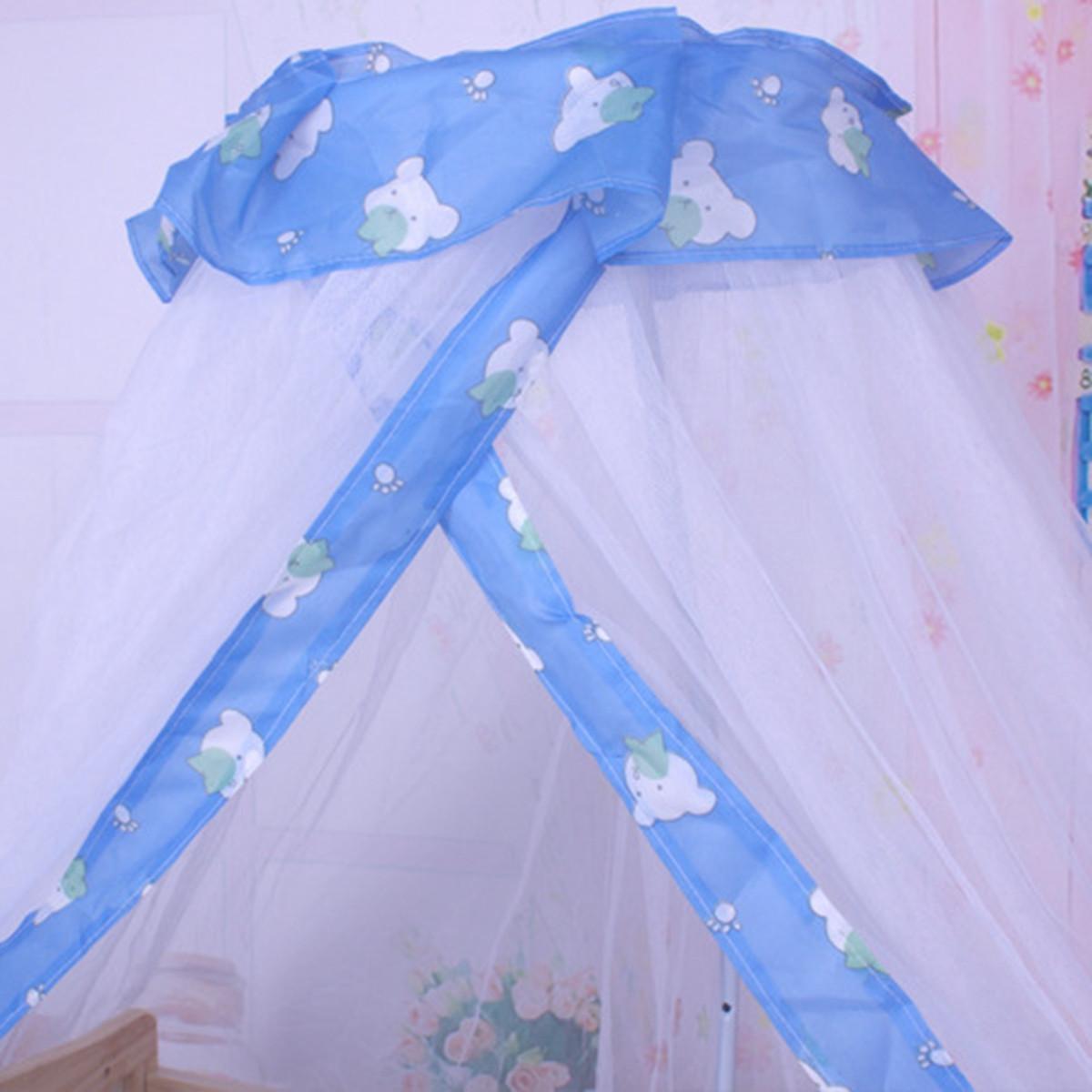 Moustiquaire ciel de lit baldaquin rond enfant b b voile anti insectes chambre jaune achat - Ciel de lit baldaquin ...