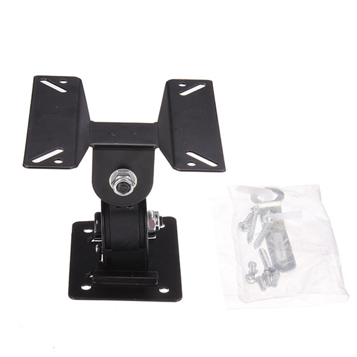 Swivel 14 To 24 Flat Panel Tv Monitor Lcd Wall Mount