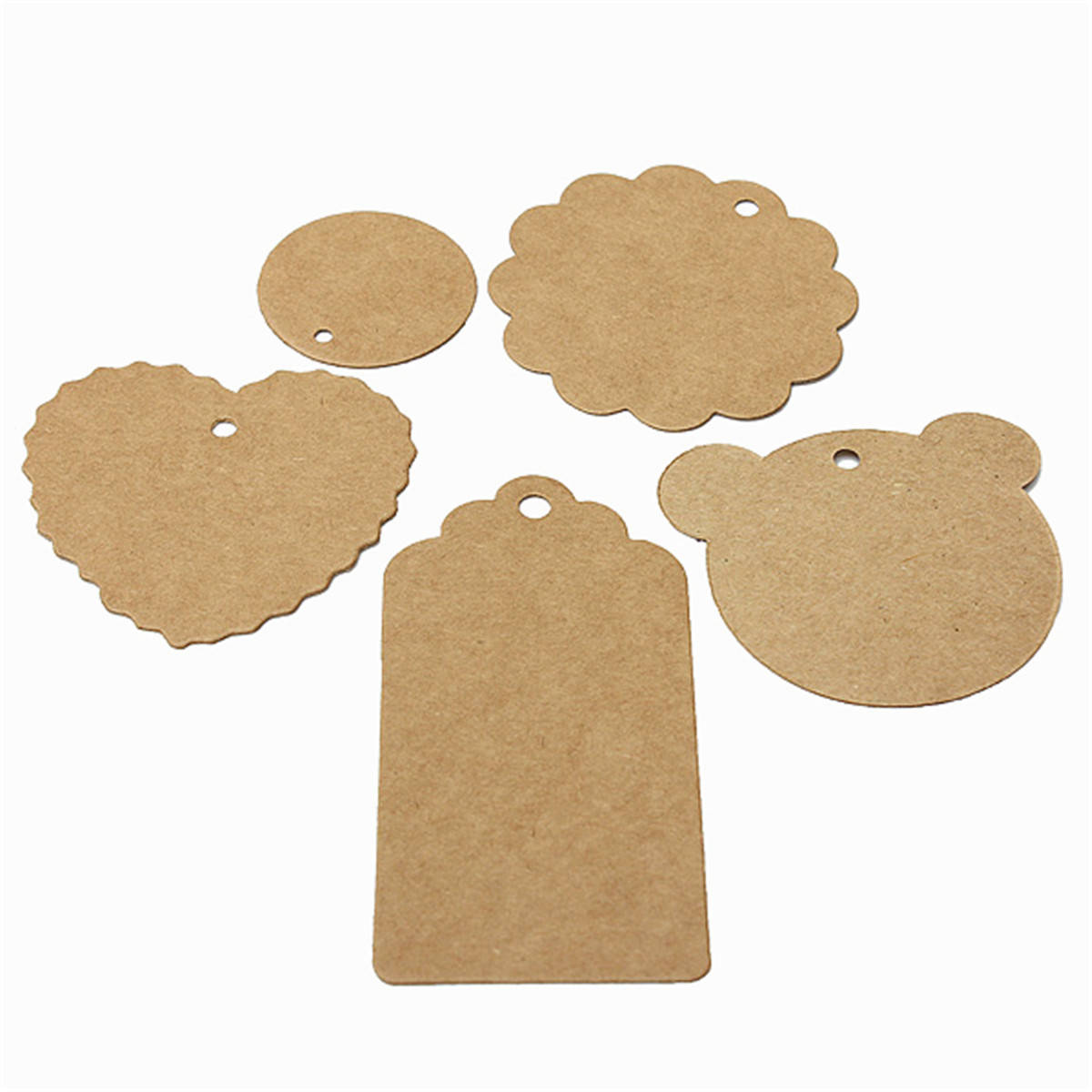 Wedding Gift Tags Singapore : ... Tags Brown Wedding Party Favor Gift Label + Strings Lazada Singapore