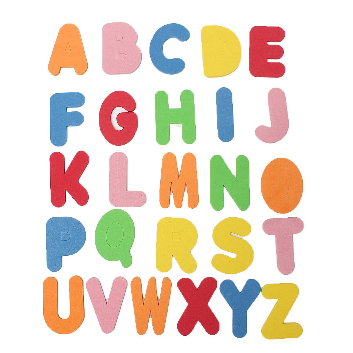 Lettre En Anglais: Aquatique Jouet 36 L'Alphabet Anglais Jeux D'eau Pour Bébé