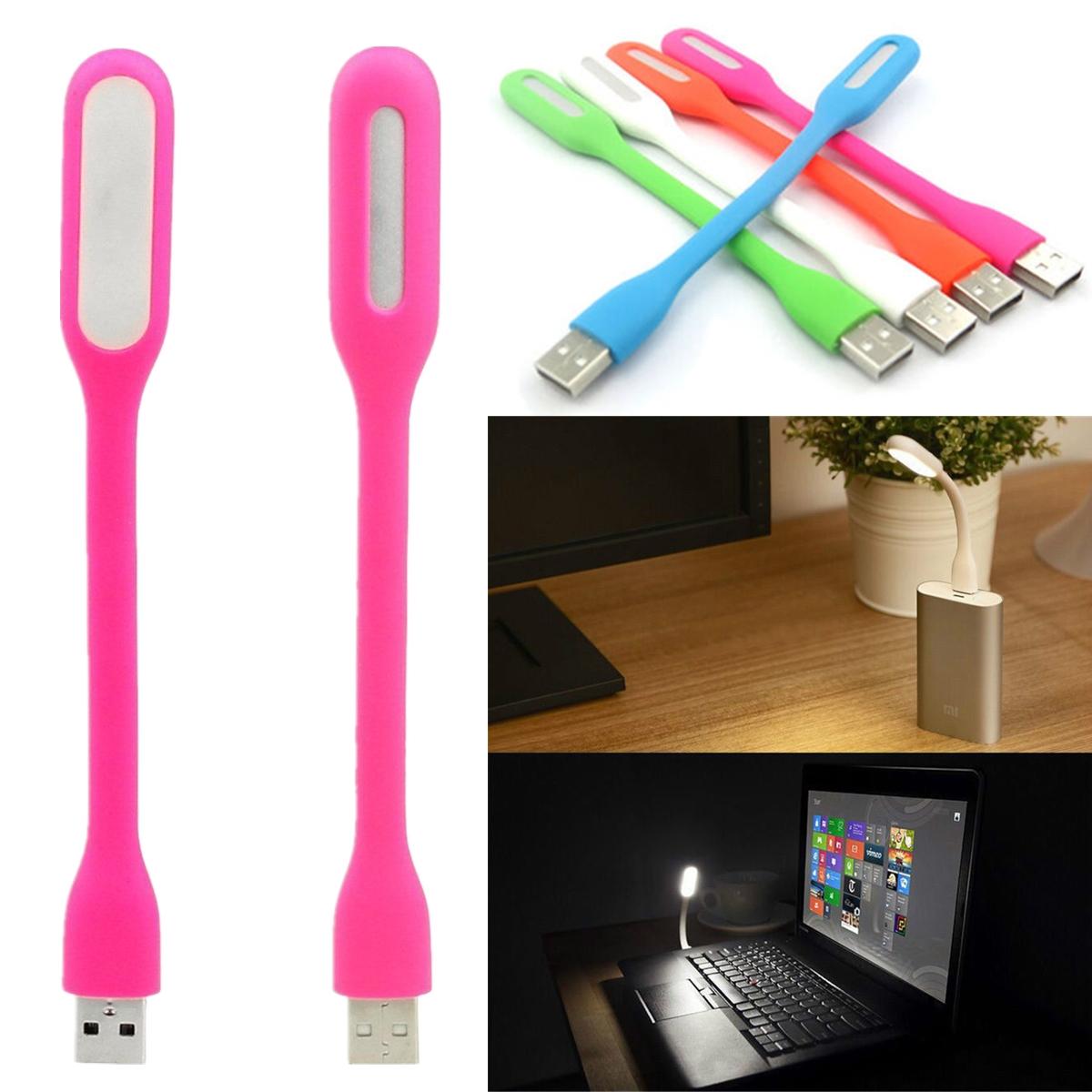 Fléxible Pour Portable Mini Lampe Ordinateur Neufu 10pcs Usb Led rdCxBoe