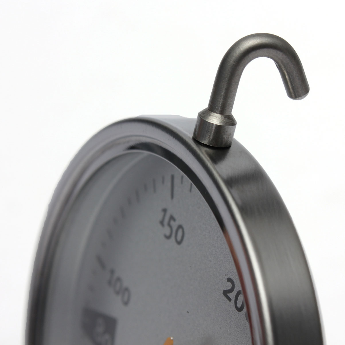 Cooker Temperature Gauge ~ Good quality stainless steel oven coo end am