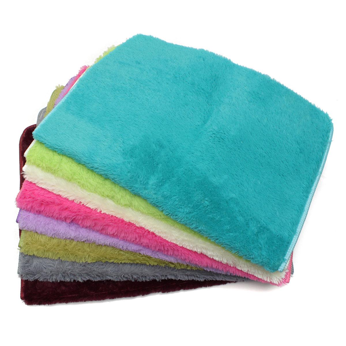 Tempsa 80x120cm tapis antid rapant microfibre pour salon for Produit pour nettoyer les tapis