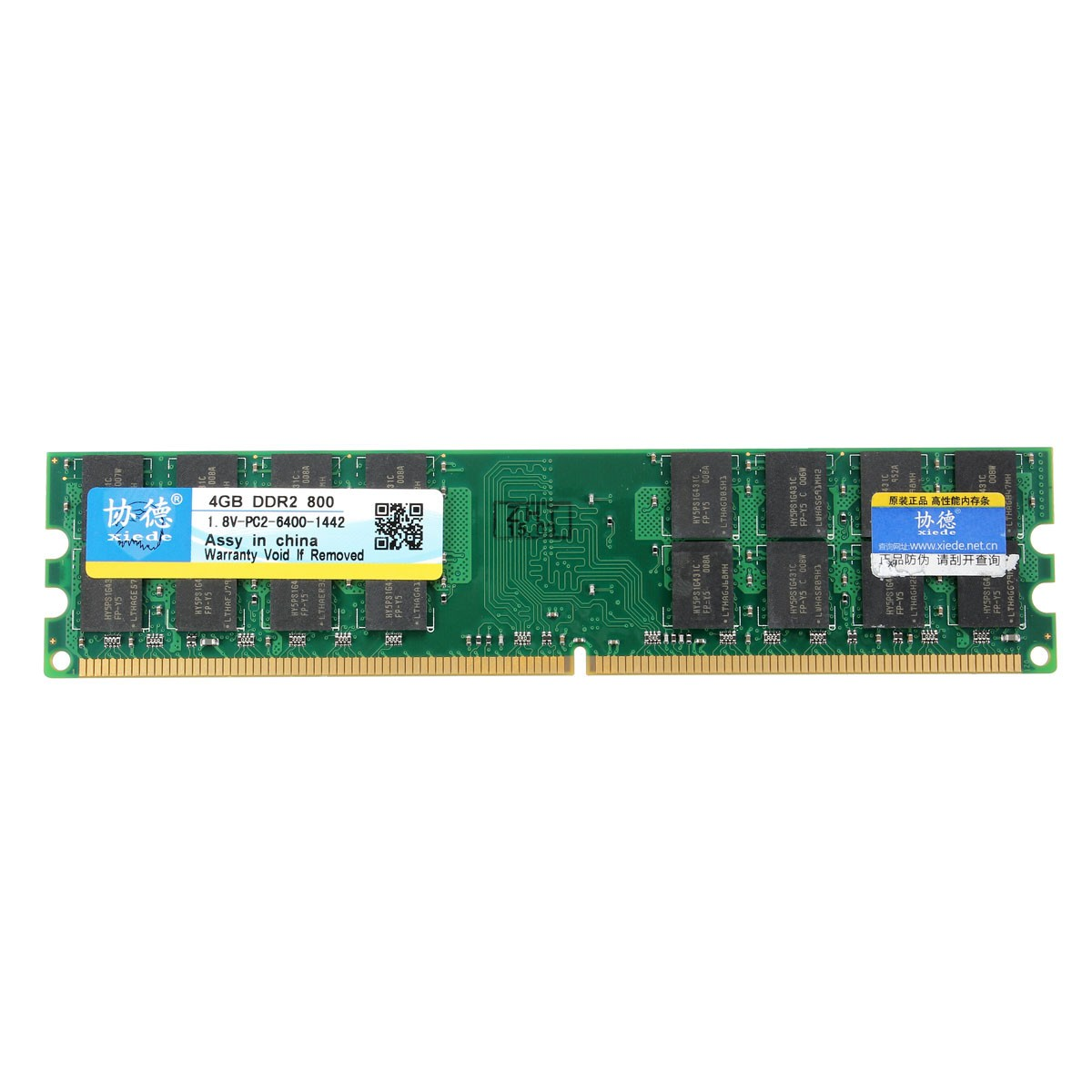 Ram Ddr2 Pc6400 4gb For Amd System Only Xiede 800mhz Pc2 6400 240 Pin Desktop Pc Memory Image