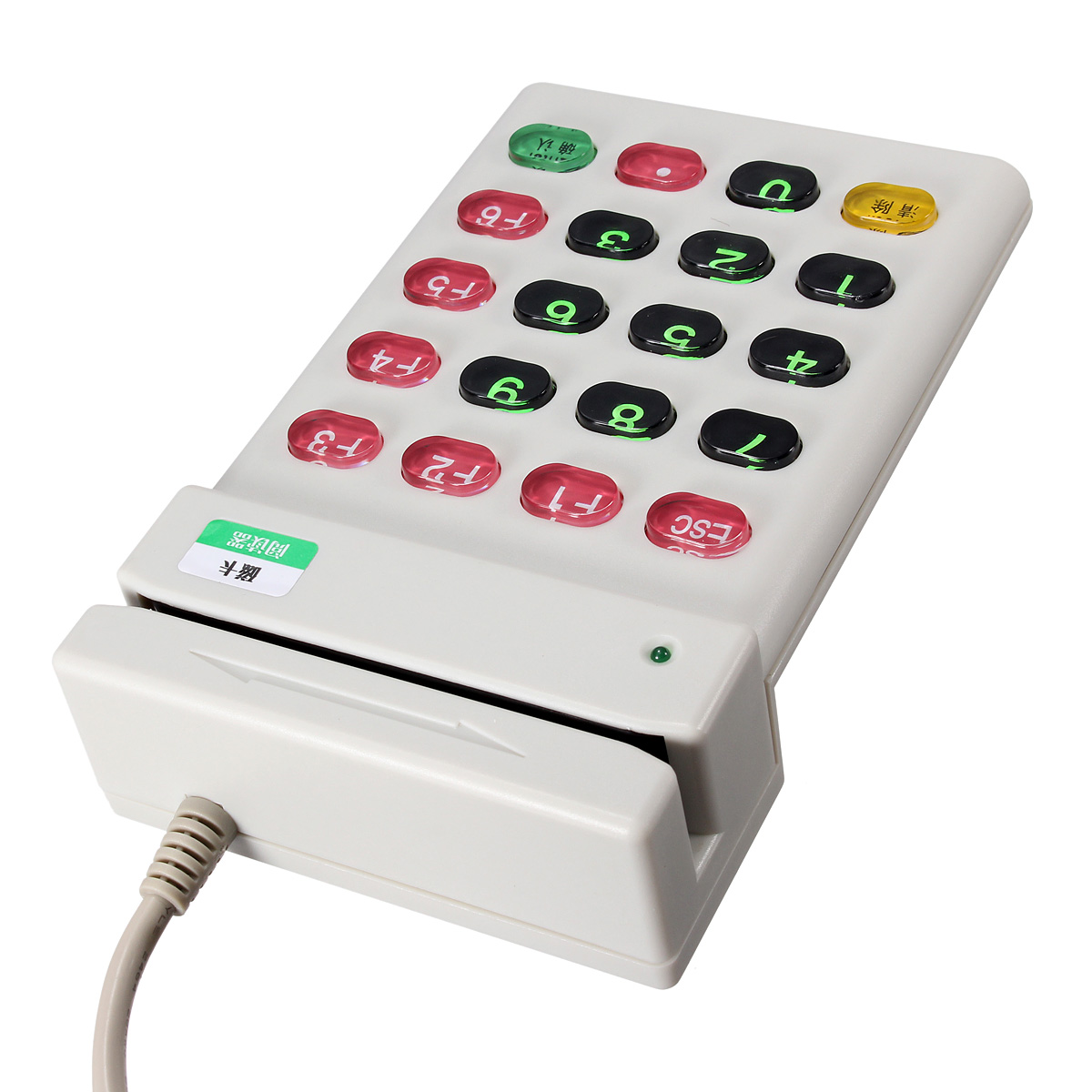 keypad for credit card machine