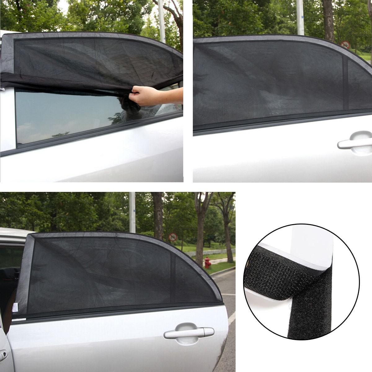 1 paire 43x21 39 39 pare soleil brise vitre fen tre parasol protection auto voiture achat vente. Black Bedroom Furniture Sets. Home Design Ideas