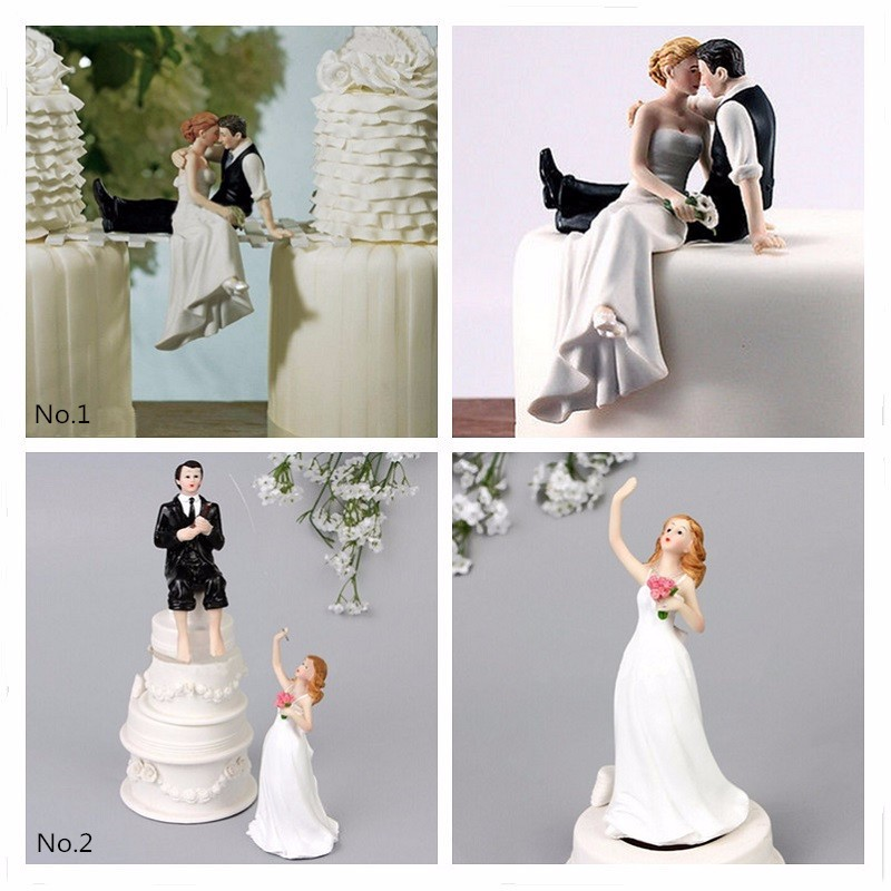 wedding cake topper malaysia fishing and groom wedding cake toppers 26351