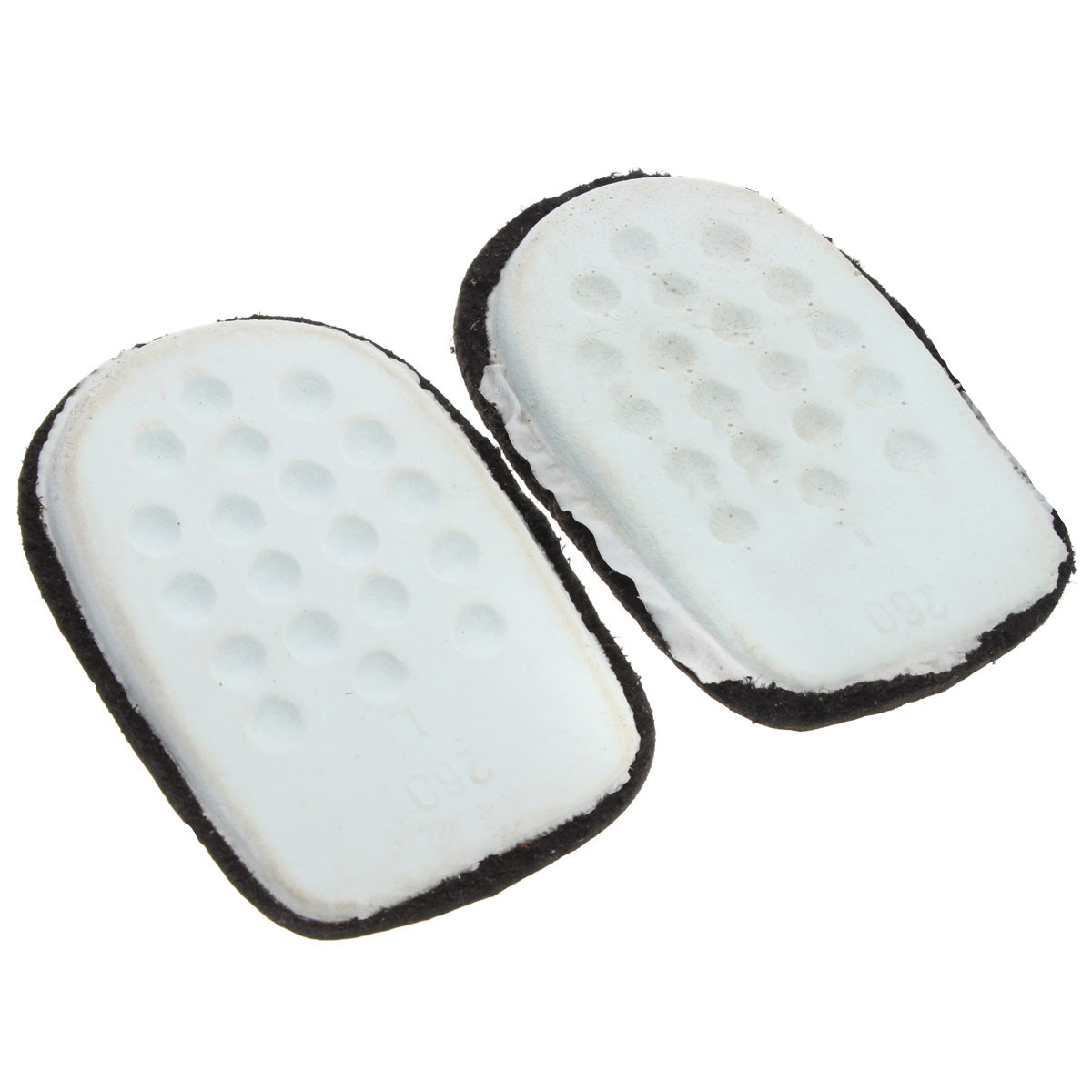 leather heel support cushions insoles inserts pads for