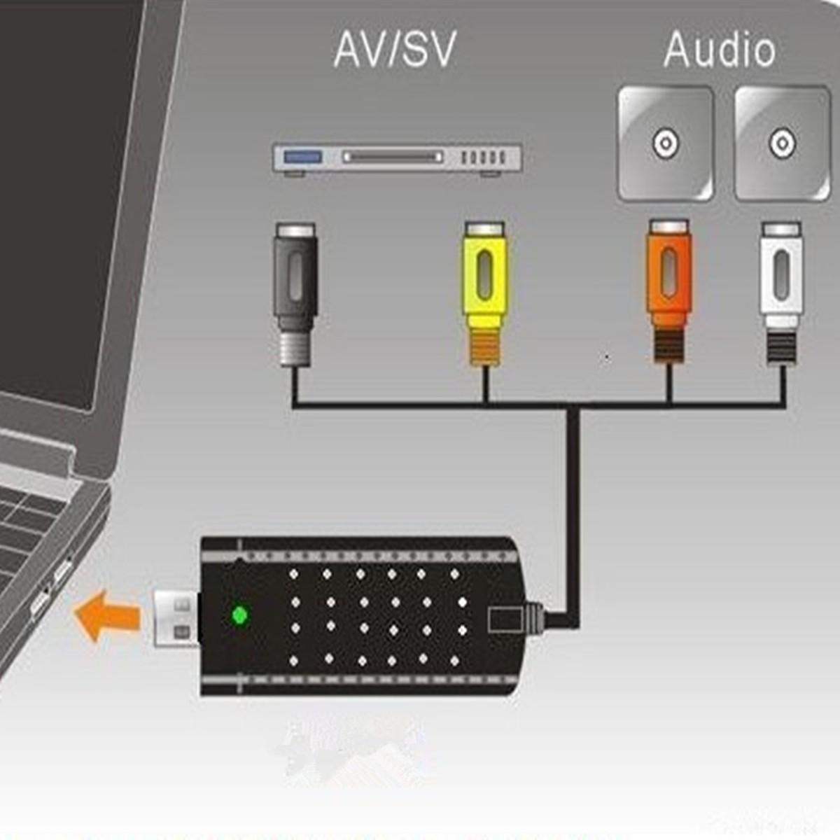 Download Tuneskit Audiobook Converter 3 0 6 12 Free On Os: New USB 2.0 Converter Audio Video Grabber Capture Adapter