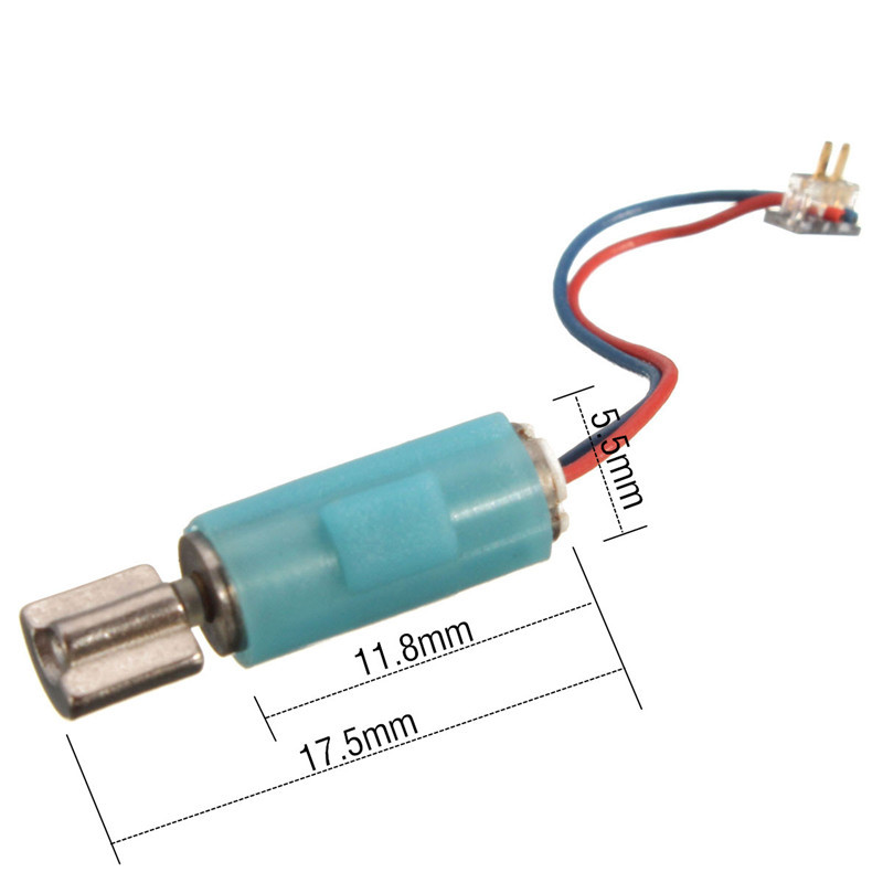 4mmx12mm 412 Hollow Cup Motor Vibration Motor Micro Dc