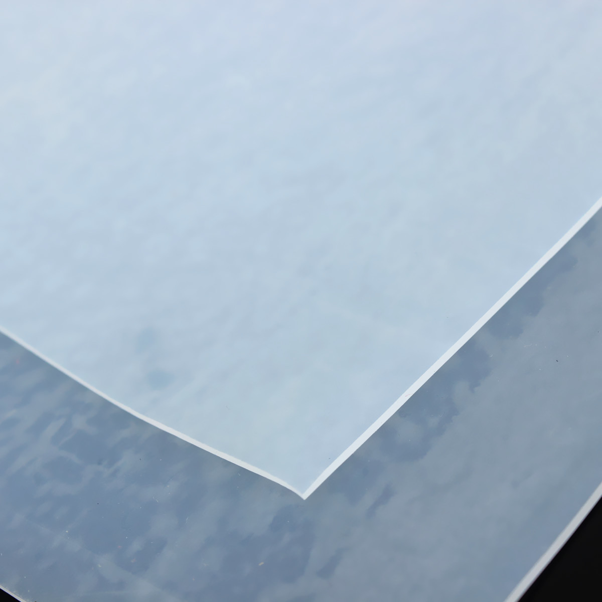 20 X20 500x500mm 1mm Thicknes Silicone Rubber Sheet Plate