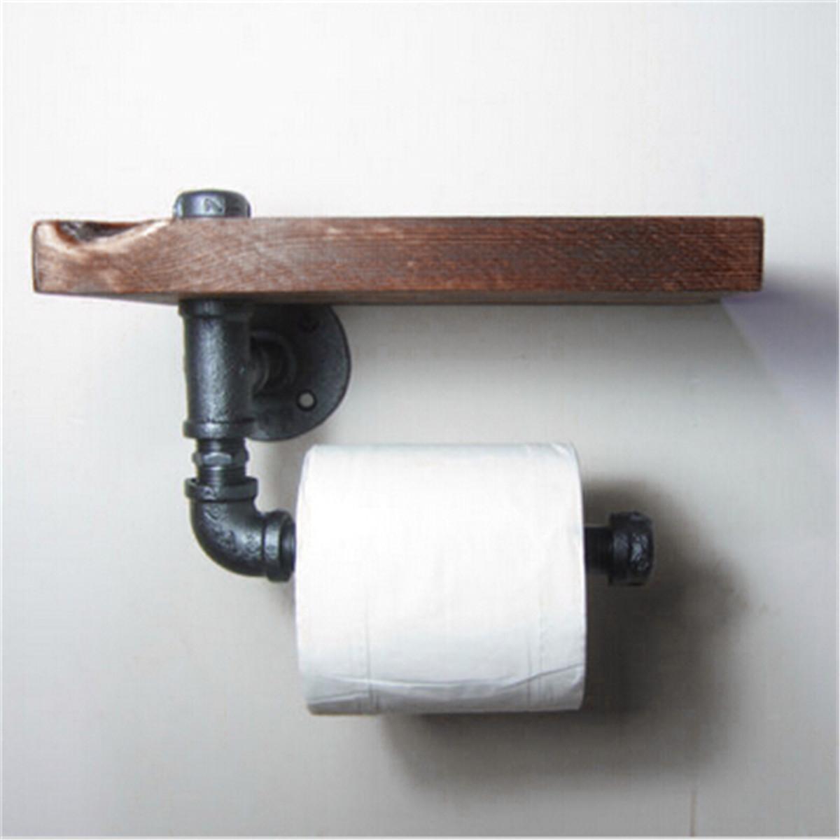Support Porte Papier Toilette Rouleau Salle De Bain Mural Distributeur Uk Achat Vente