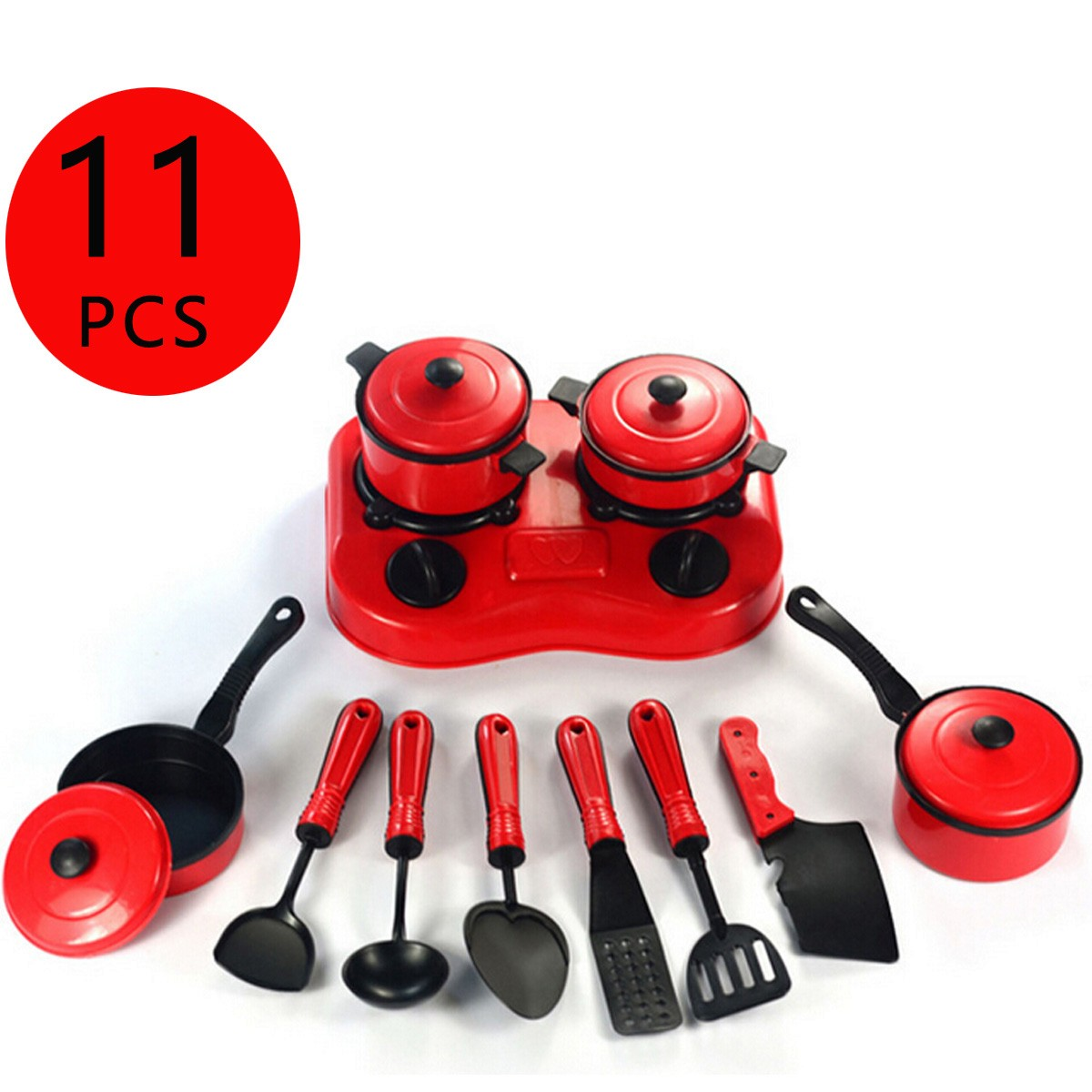 Cooking Toys For Boys : Pcs kitchen food cooking role play pretend toy cookware