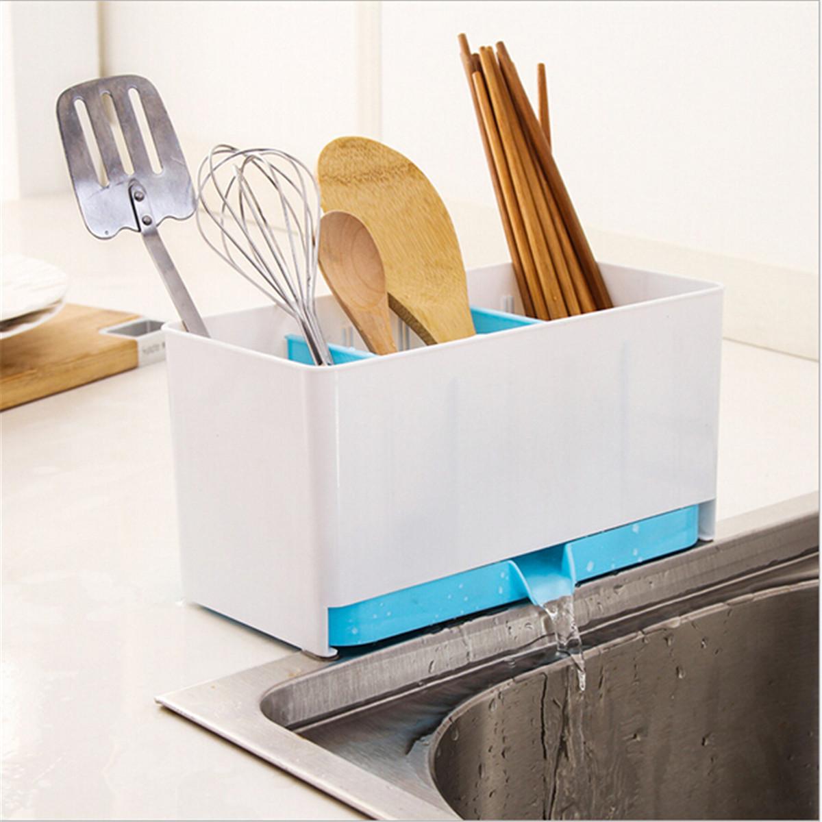 Drain Racks For Kitchen Sinks Kitchen Sink Utensils Holders Drainer New Plastic Racks Organizer