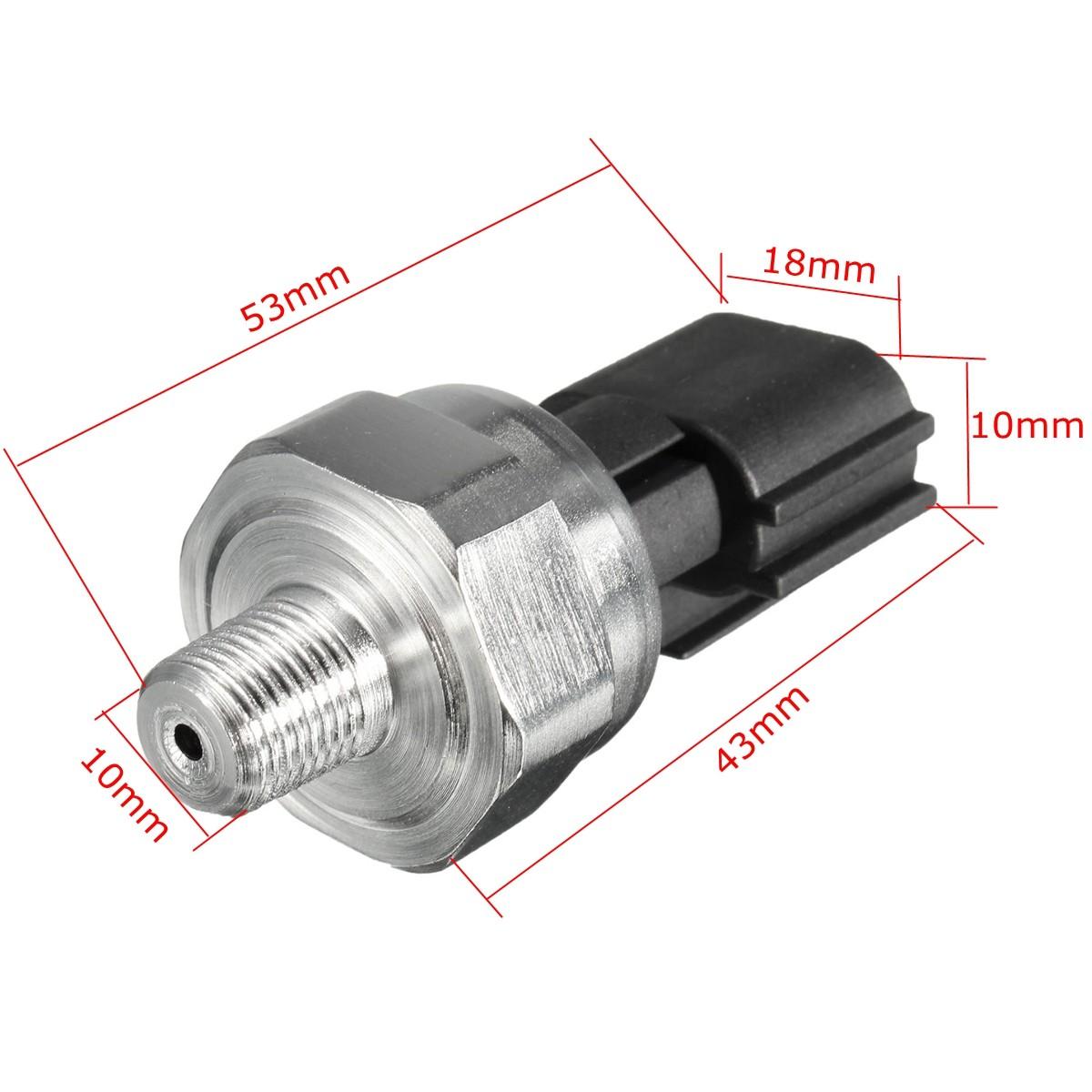 2008 Nissan Xterra Instrument Panel Lights: #25070-CD000 Oil Pressure Sender Light & Gauge / Switch