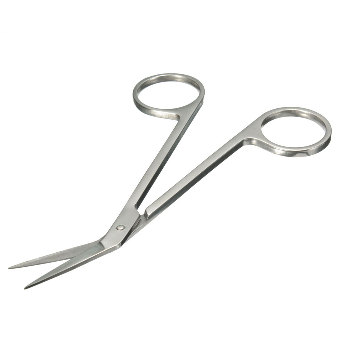 Stainless Steel Toe Nail Scissors Clippers Long Reach Handle ...
