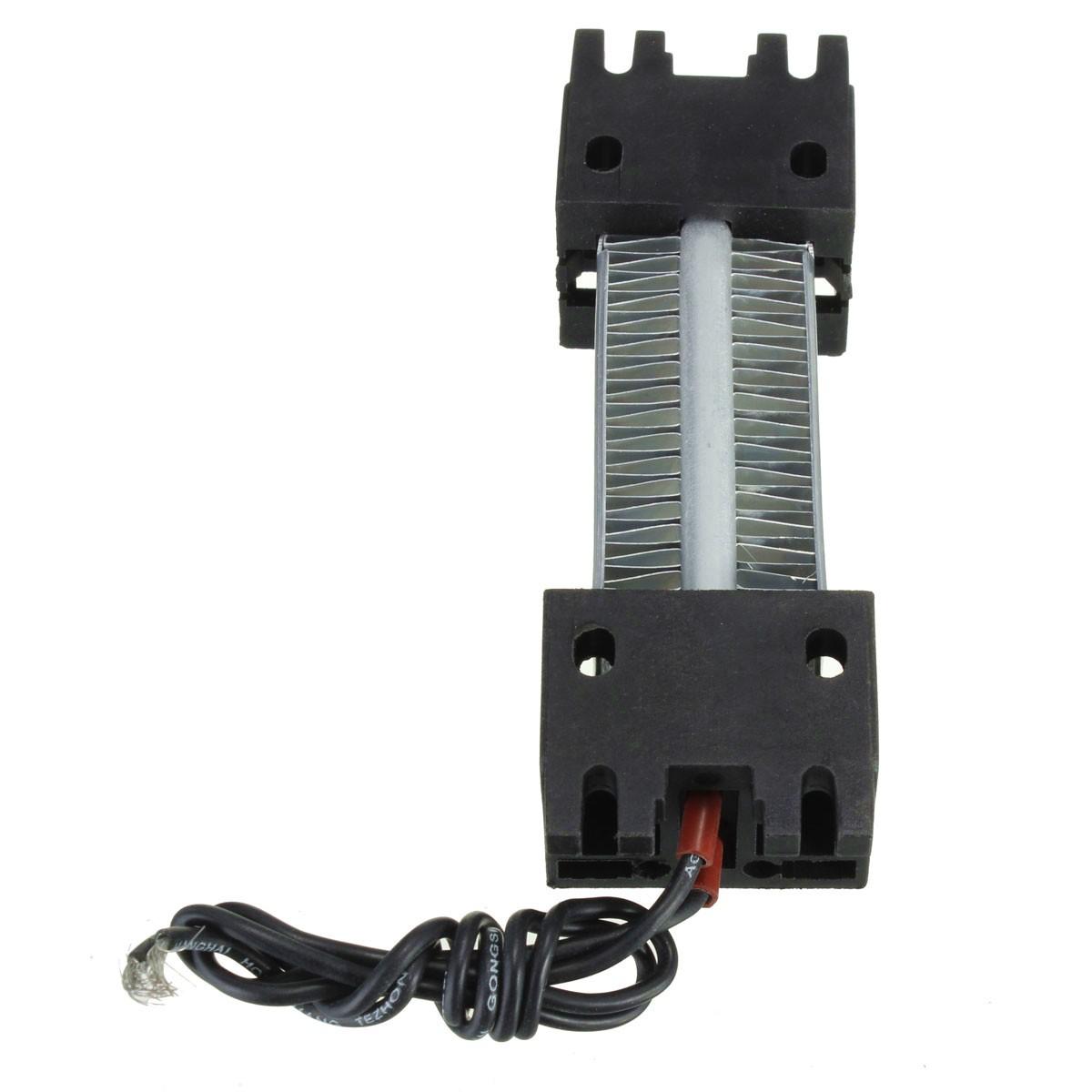 100w 220v Insulated Ptc Ceramic Air Heater Ptc Heating