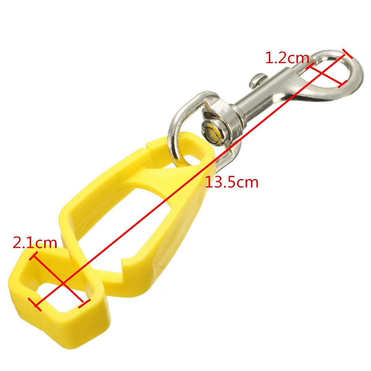 Gant protecteur clip pince crochet accroche pour travail ceinture pratique outil achat vente - Accroche photo pince ...