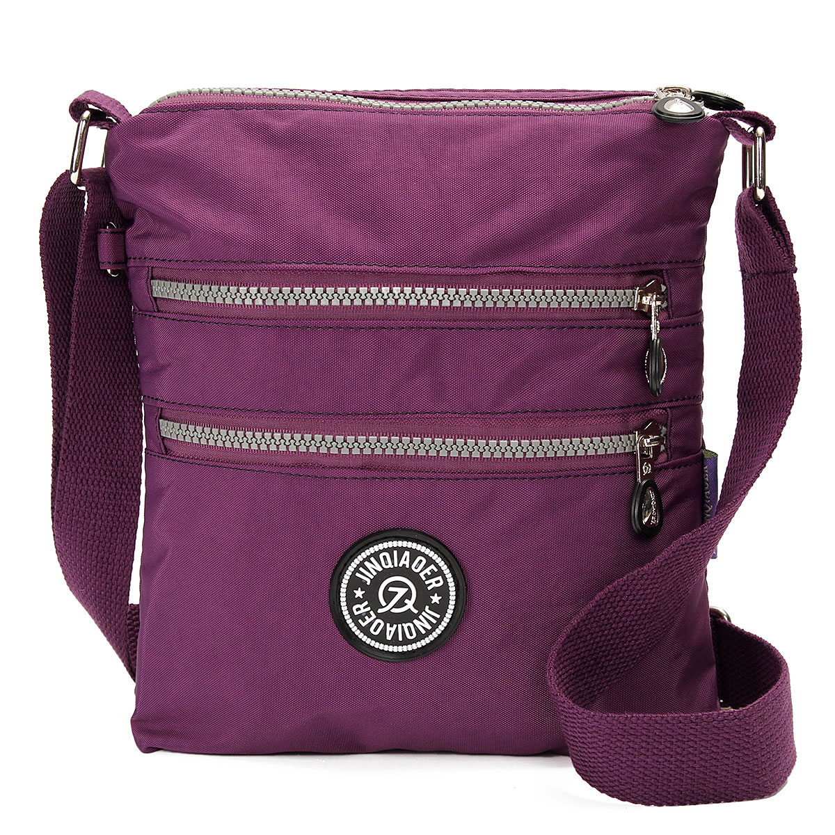Sac à Bandoulière Portable Fan Fashion Sacs à Main Messenger , violet