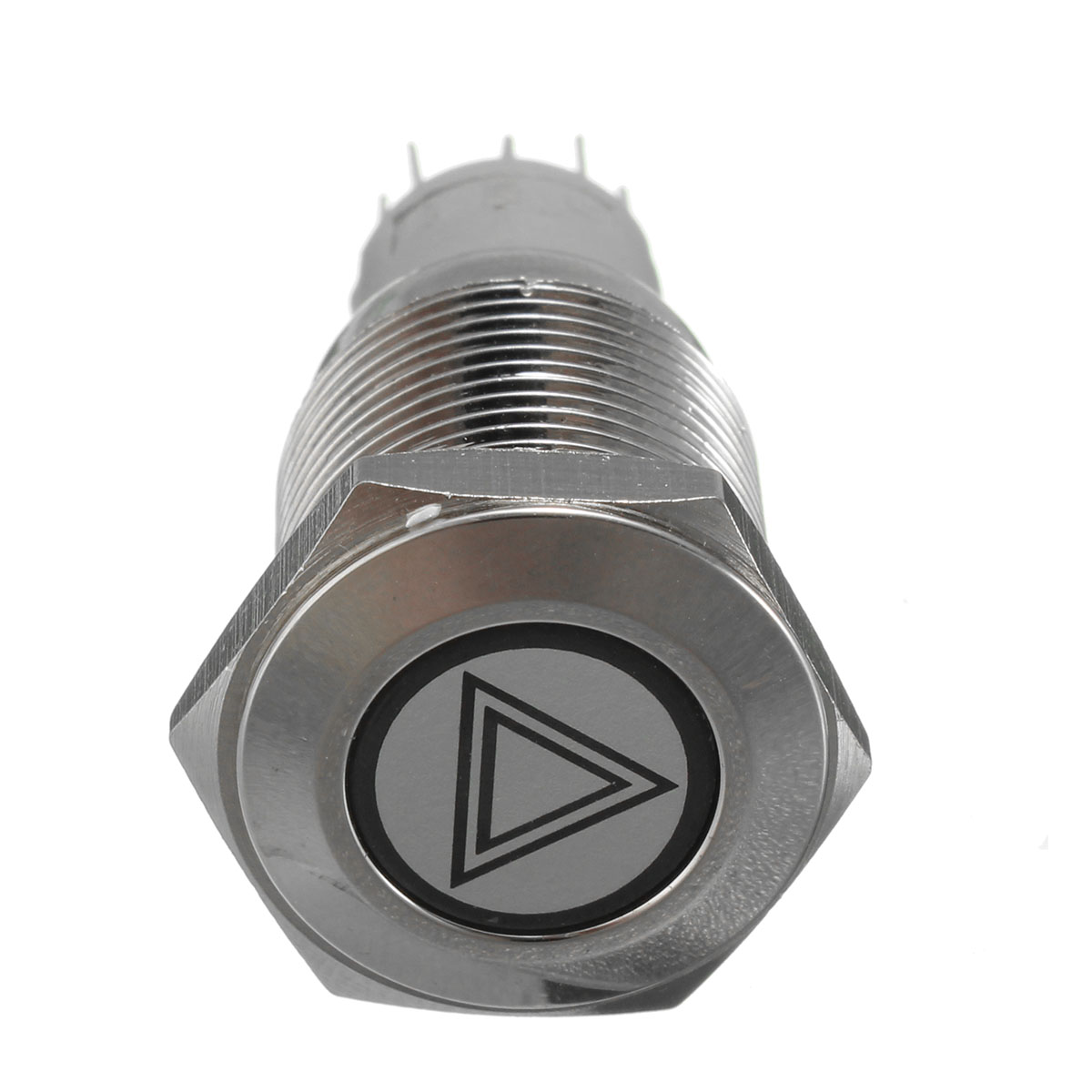 16mm Metal Push Button Panel Switch with Light Multiple Type