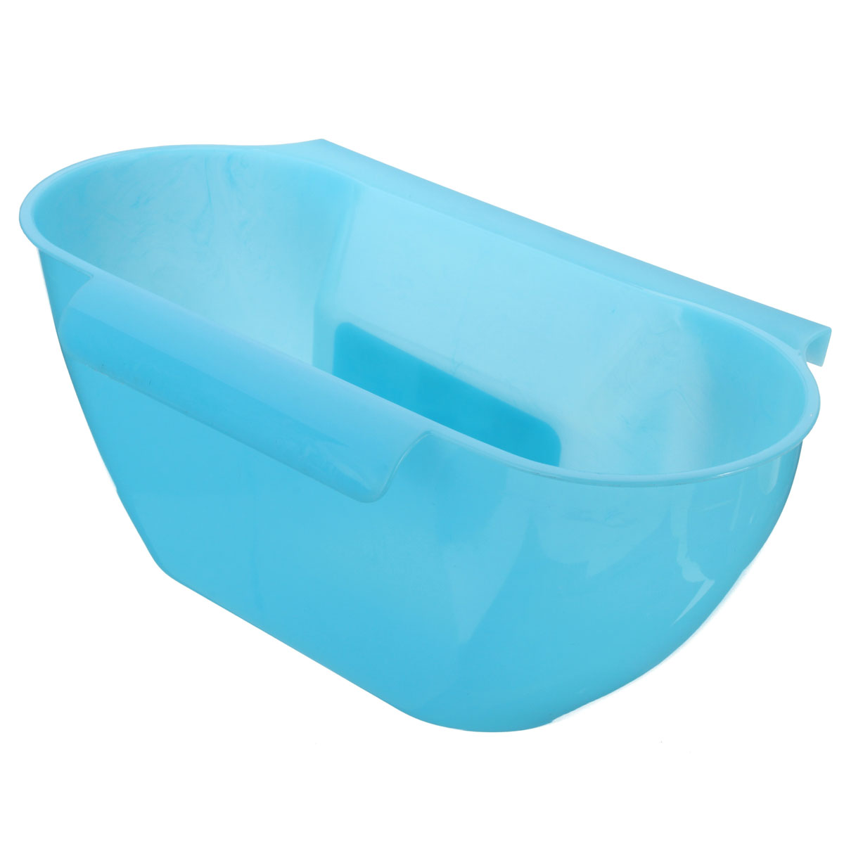 Plastic hanging trash garbage bin can rubbish container for Kitchen cabinets 90808