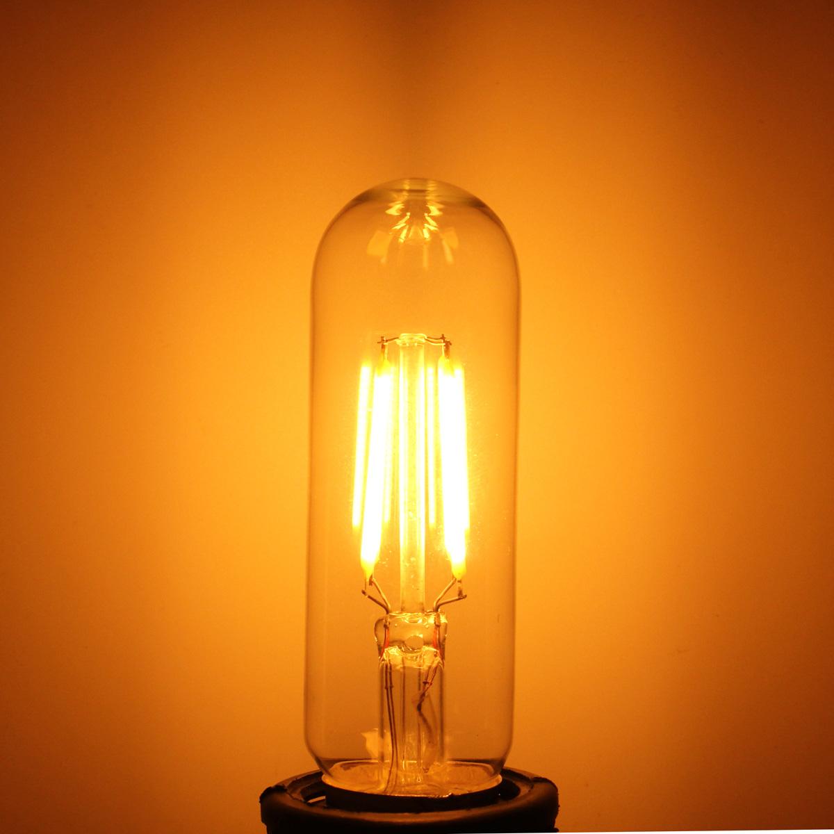 27 E26 T10 128 4W 400Lumen Energy Saving COB LED Edison