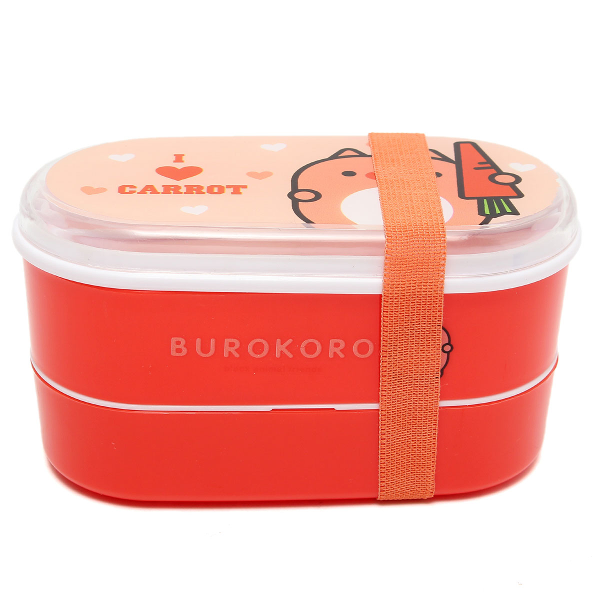 student cartoon lunch box food container storage portable bento box chopsticks red lazada malaysia. Black Bedroom Furniture Sets. Home Design Ideas