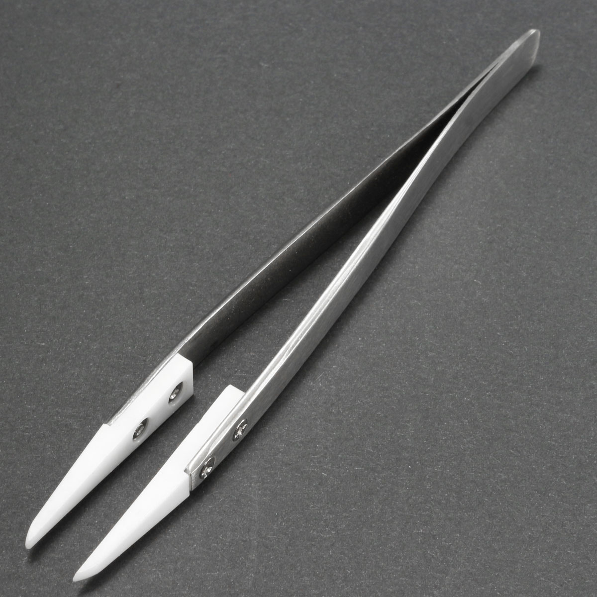 Heat Resistant Stainless Steel Ceramic Tweezers Non ...
