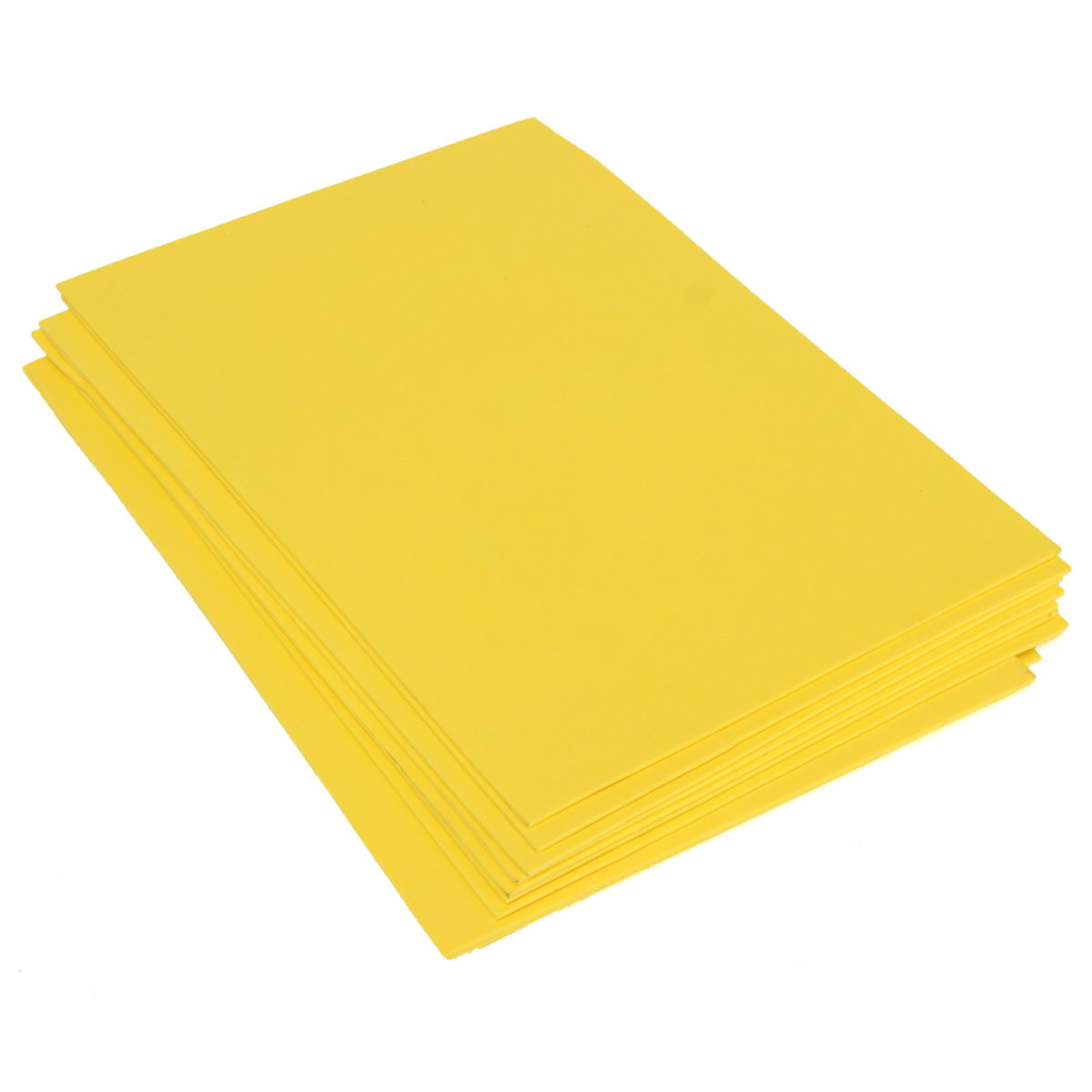 10pcs eva foam sheets a4 handmade paper fun funky kids for Soft foam sheets craft