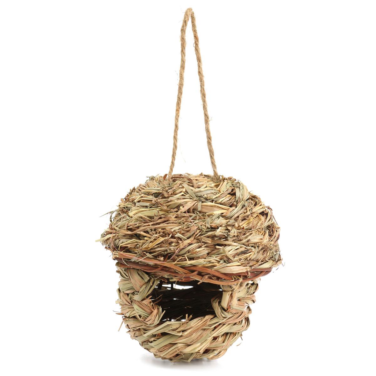 handwoven straw bird nest house par end 3 16 2018 11 15 am. Black Bedroom Furniture Sets. Home Design Ideas