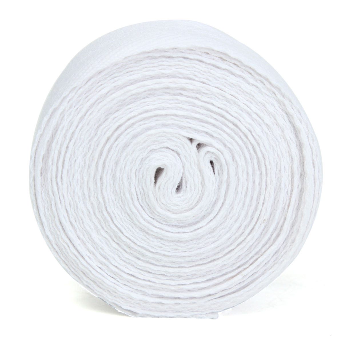 White apron tape