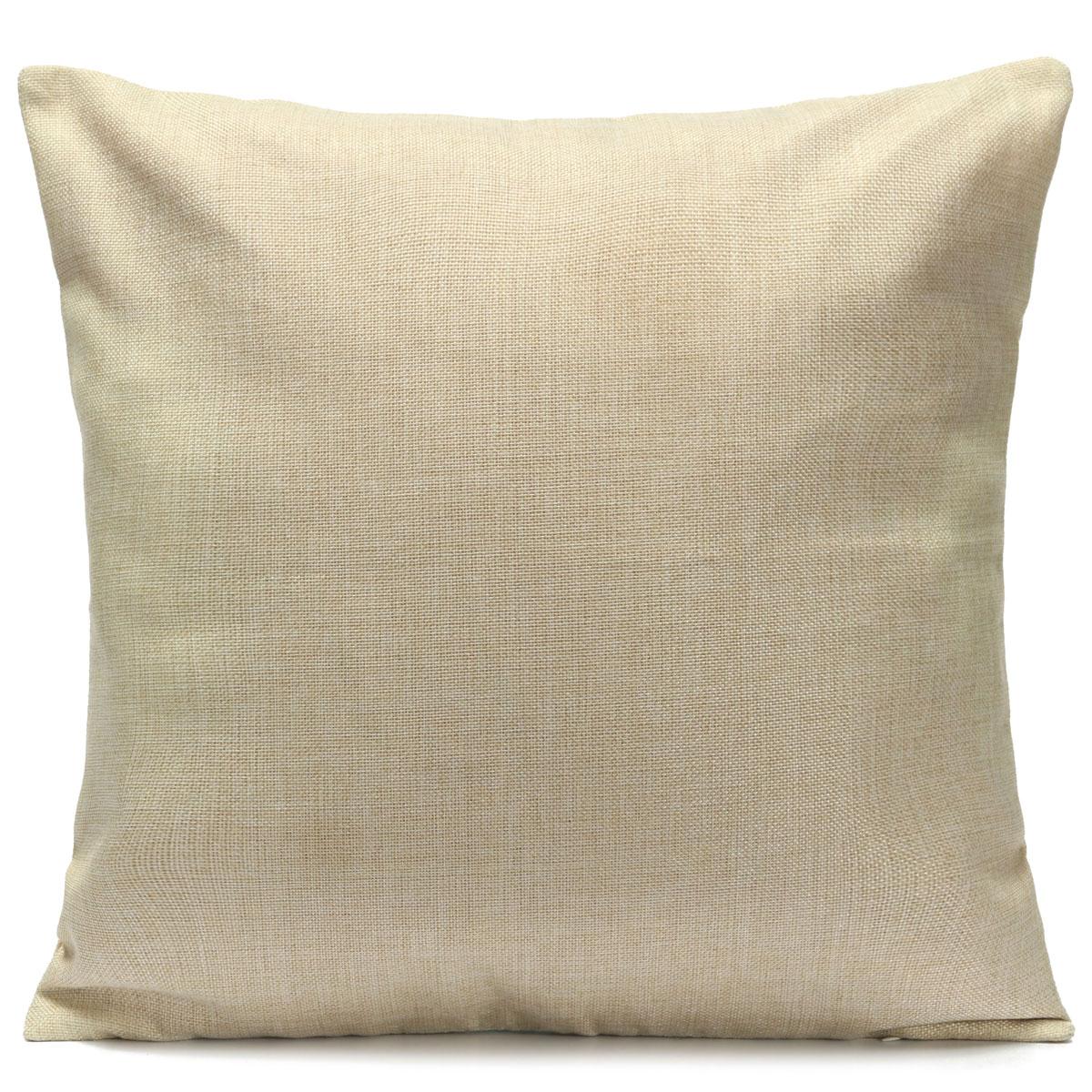 Black Cotton Throw Pillows : Vintage Black & White Cotton Linen Throw Cushion Cover Pillow Case Home Decor Lazada Malaysia
