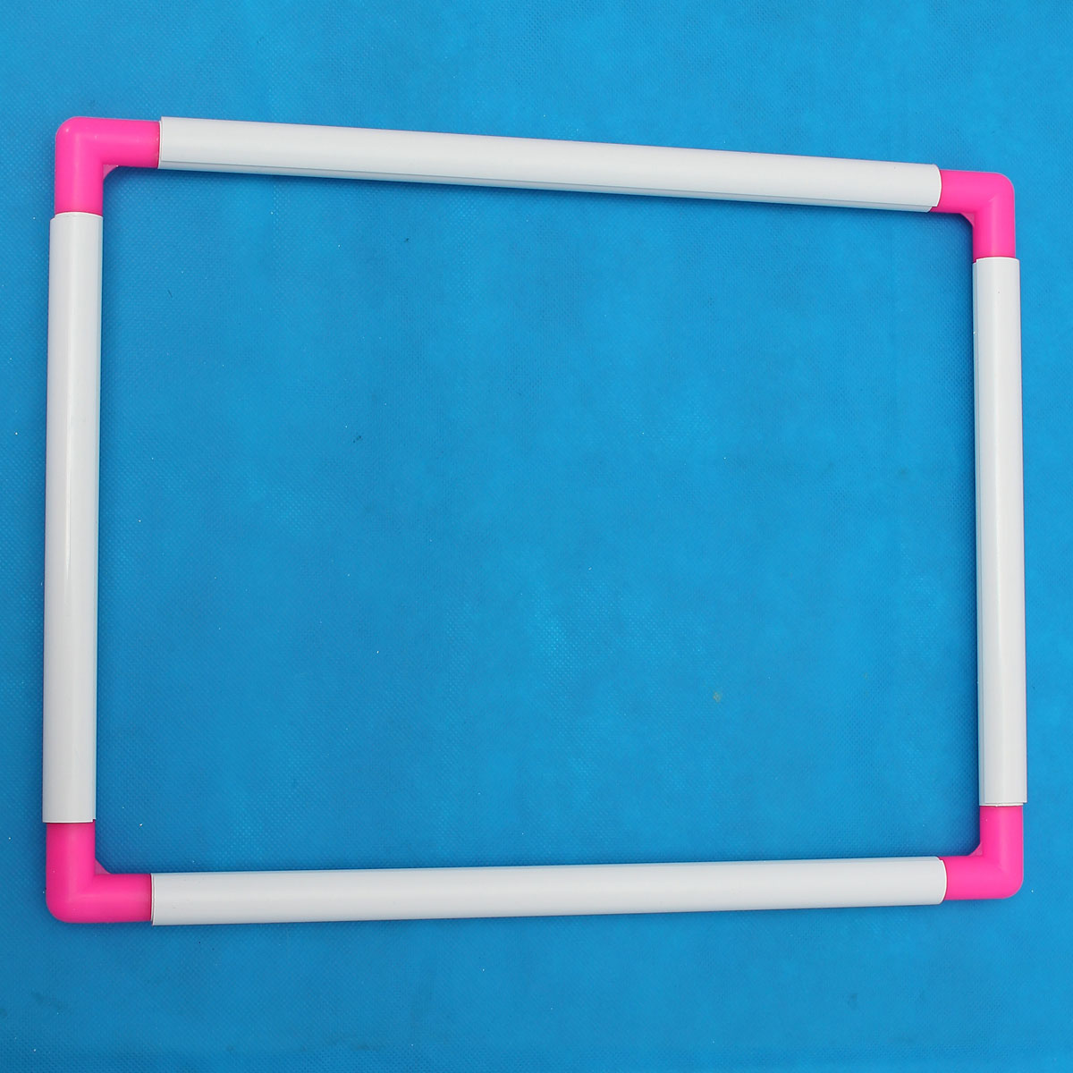 Universal Plastic Embroidery Frame Cross Stitch Hoop Craft