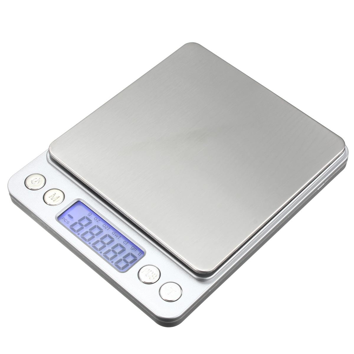 Portable Numérique Poche échelle 0.01 g 100 g 200 g 40 kg Mini bijoux Gram pesant