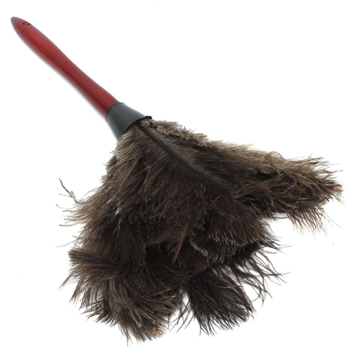 Long Handle Ostrich Feather Duster