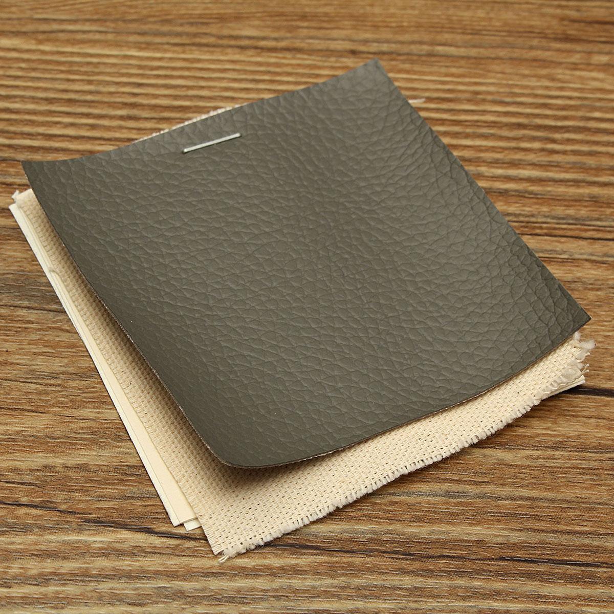 kit cuir vinyle trousse r paration r parer d chirures trous voiture bateau si ge achat vente. Black Bedroom Furniture Sets. Home Design Ideas