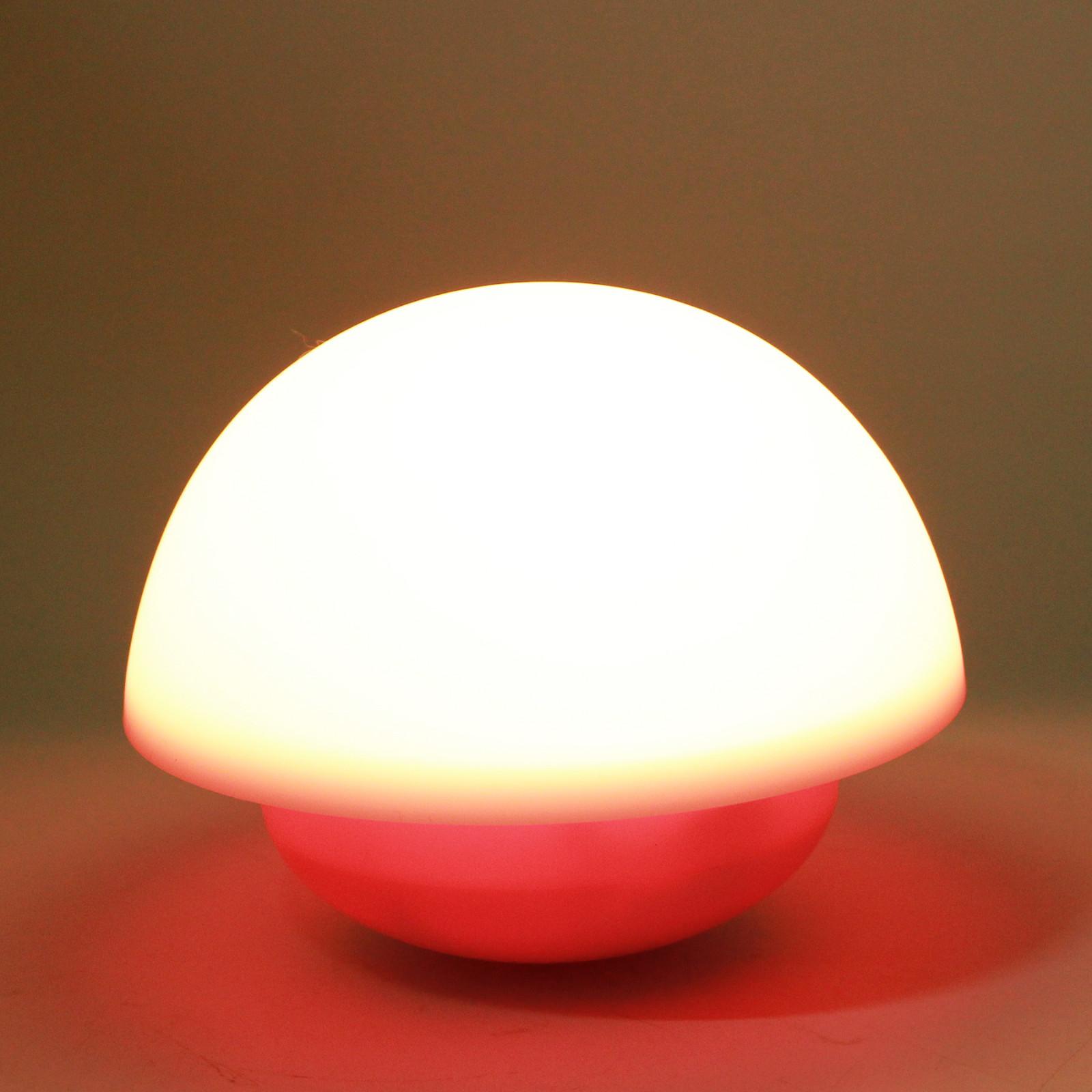 Veilleuse tactile lampe de bureau champignon chambre - Veilleuse a pile ...