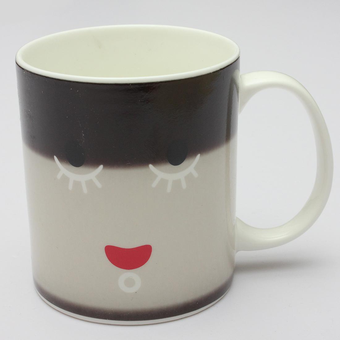 magique mug couleur chang r agit chaleur selon temp rature tasse caf cadeau. Black Bedroom Furniture Sets. Home Design Ideas