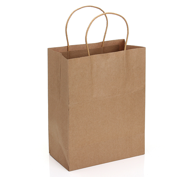 Wedding Gift Bags Malaysia : Product details of Party Wedding Luxury Recyclable Loot Kraft Color ...