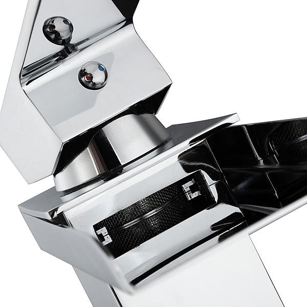 wasserhahn wasserfall einhebelmische waschtisch warm. Black Bedroom Furniture Sets. Home Design Ideas