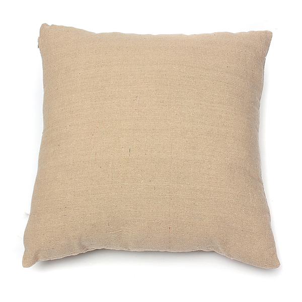 housse coussin lin canap maison cushion cover 43x43cm lit v lo achat vente housse de. Black Bedroom Furniture Sets. Home Design Ideas