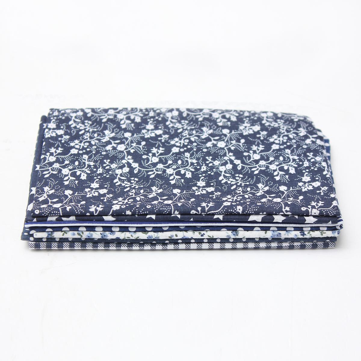 KINGSO 7PCS Cotton Fabric Included