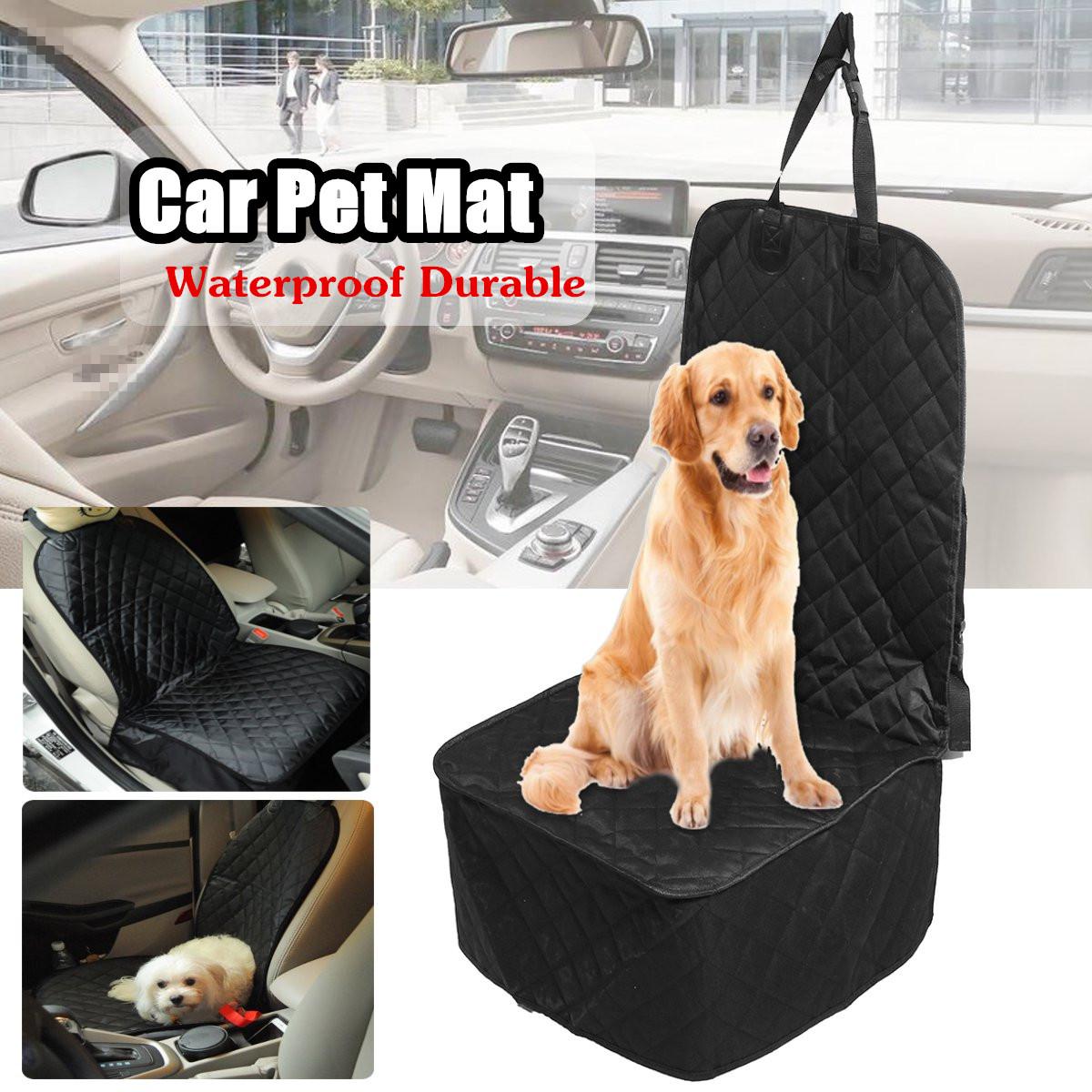 Водонепроницаемый универсальный чехол для сиденья в автомобиле для домашнего животного