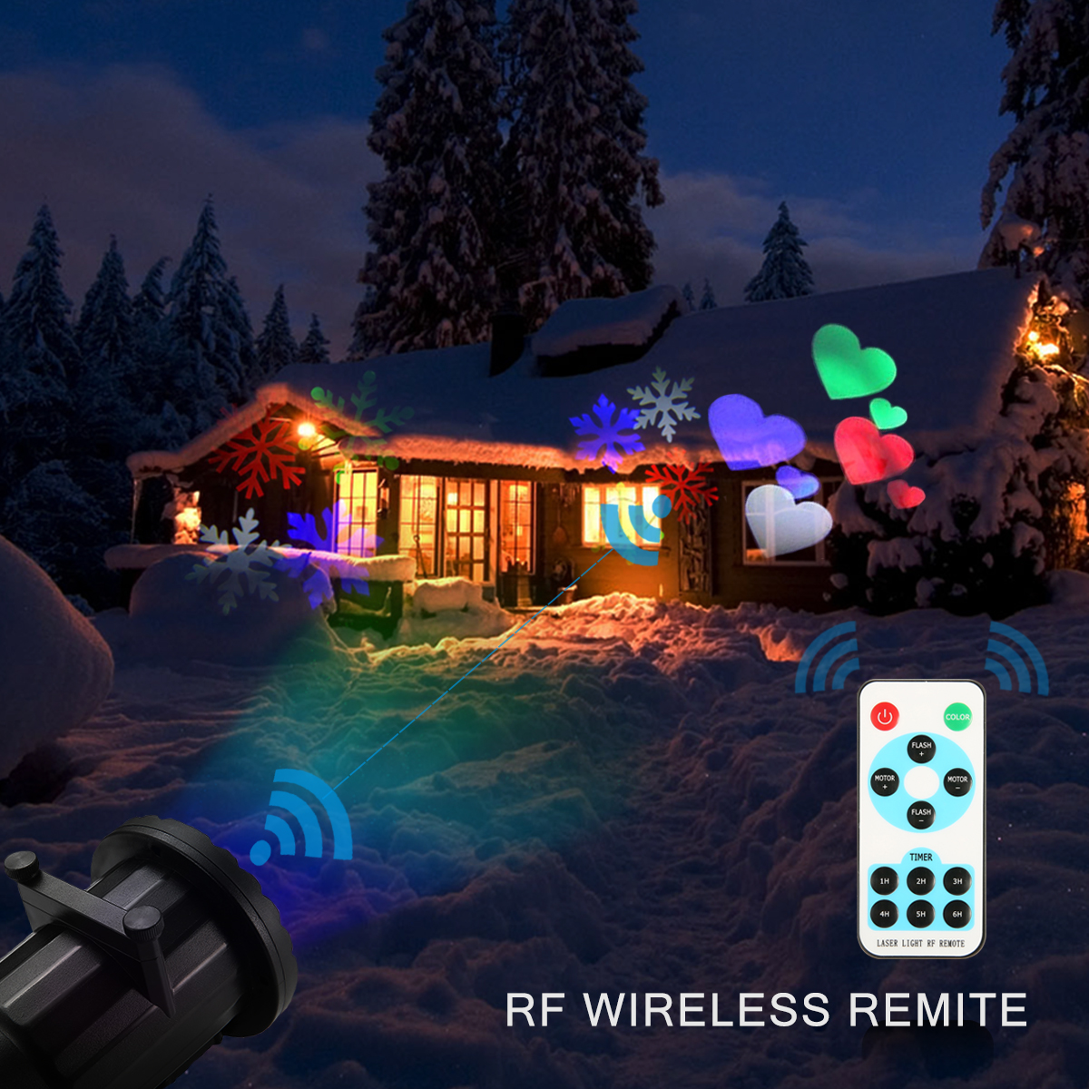 patterns projector lighting lamp projectors halloween projection outdoor light product party christmas fairy led lights