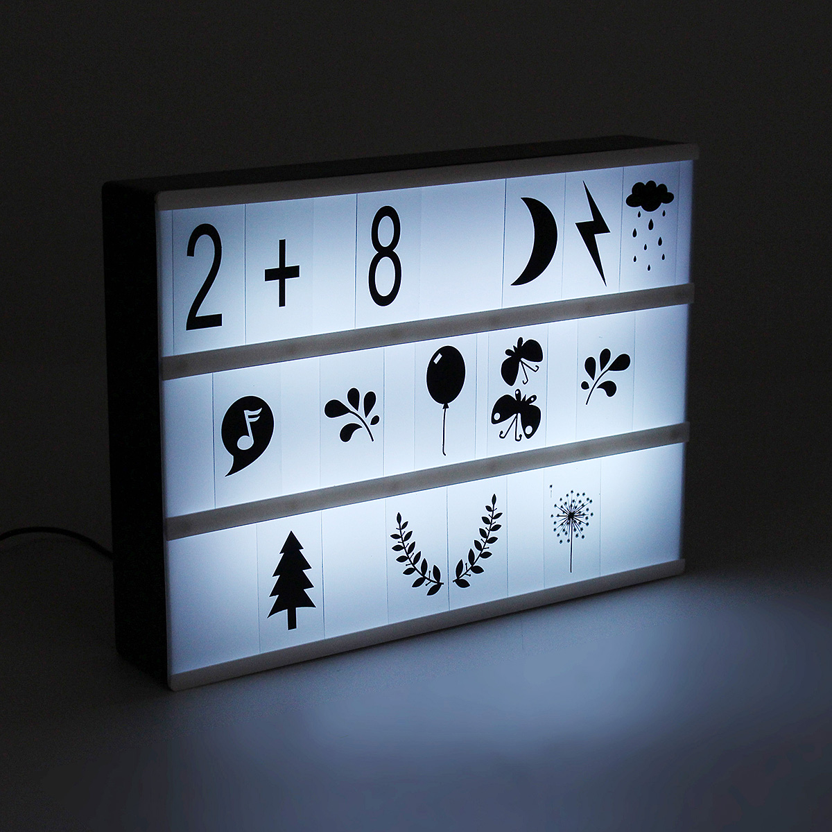enseigne lumineuse deco maison top chiffre lumineux led uuuu rouge with enseigne lumineuse deco. Black Bedroom Furniture Sets. Home Design Ideas