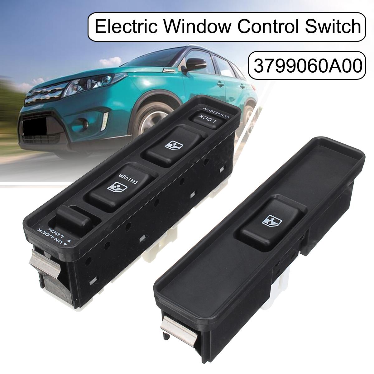 1x Lève-vitre Électrique Interrupteur Unité de Commutation à gauche pour Audi A6