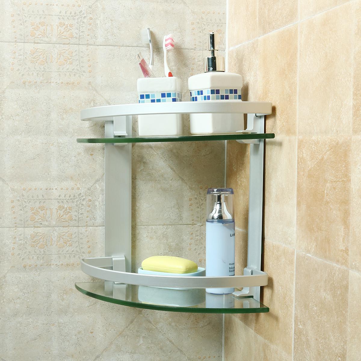 Oxydation Salle De Bain ~ tempsa 2 tag re d angle tablette tag re murale douche salle bain