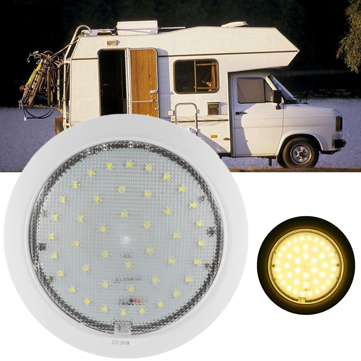 Couleur RGB Remplacement Lumière Del 12V Caravane Camping car Éclairage